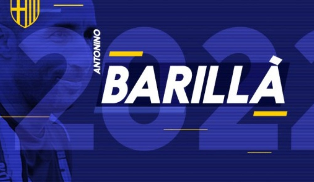 Parma, Antonino Barilla ile sözleşme yeniledi