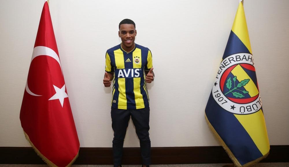 Fenerbahçe, Rodrigues'i resmen açıkladı!