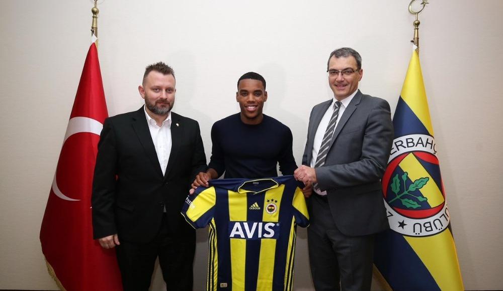 """Garry Rodrigues: """"Fenerbahçe'ye şampiyon olmak için geldim"""""""