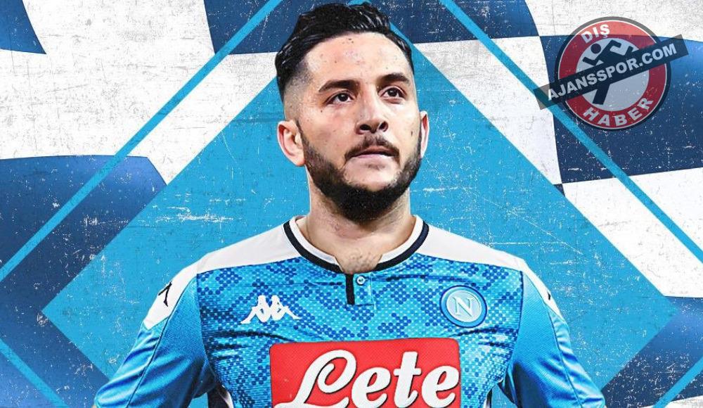 Napoli Kostas Manolas'ı transfer etti!