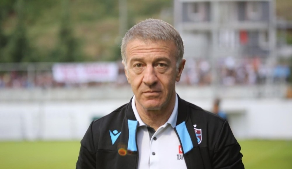 """Ahmet Ağaoğlu kurayı değerlendirdi: """"AEK maçındaki gibi oynamazsak..."""""""