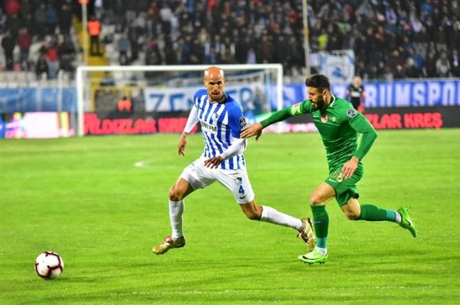 BB Erzurumspor, Obertan'da mutlu sona ulaştı!