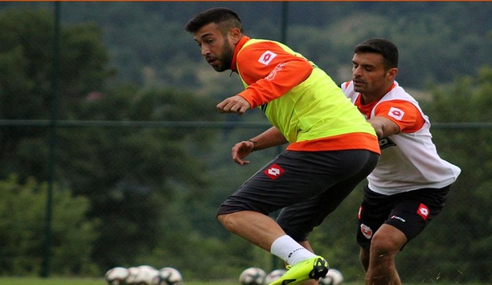 Adanaspor, yeni sezon hazırlıklarını Bolu'da sürdürüyor