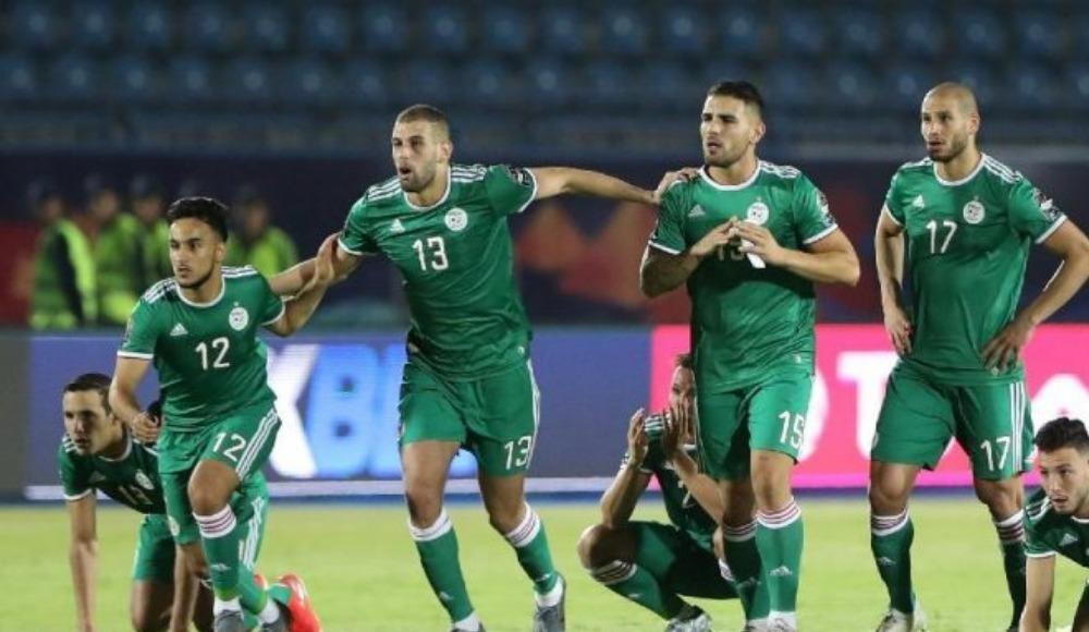 Cezayir - Nijerya (Canlı Skor)