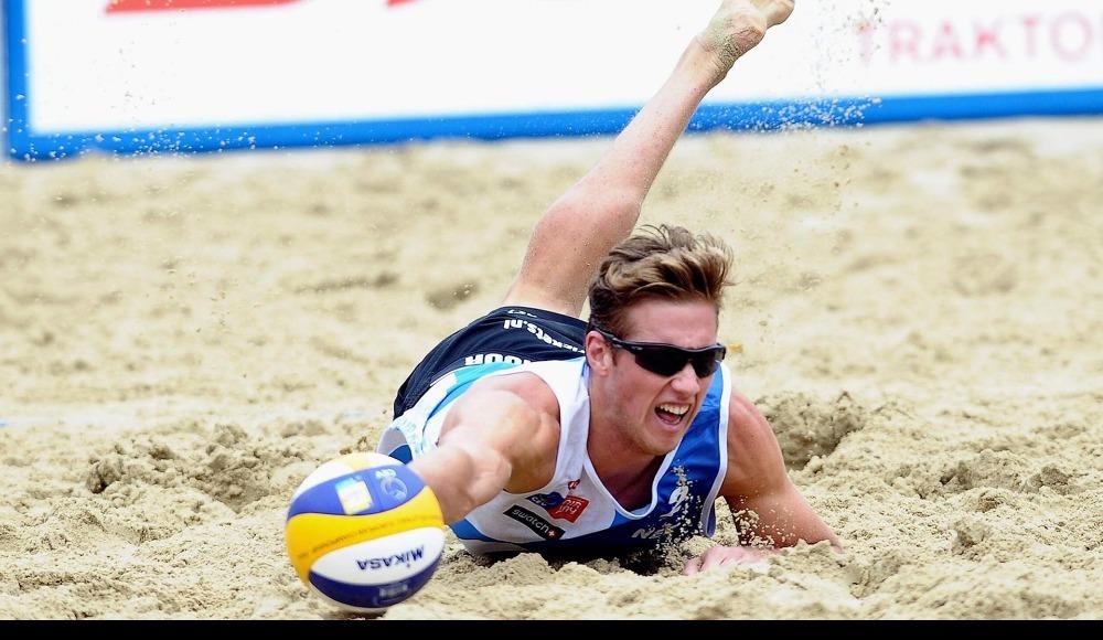 CEV 22 Yaş Altı Plaj Voleybolu'nda şampiyon Rus takımları