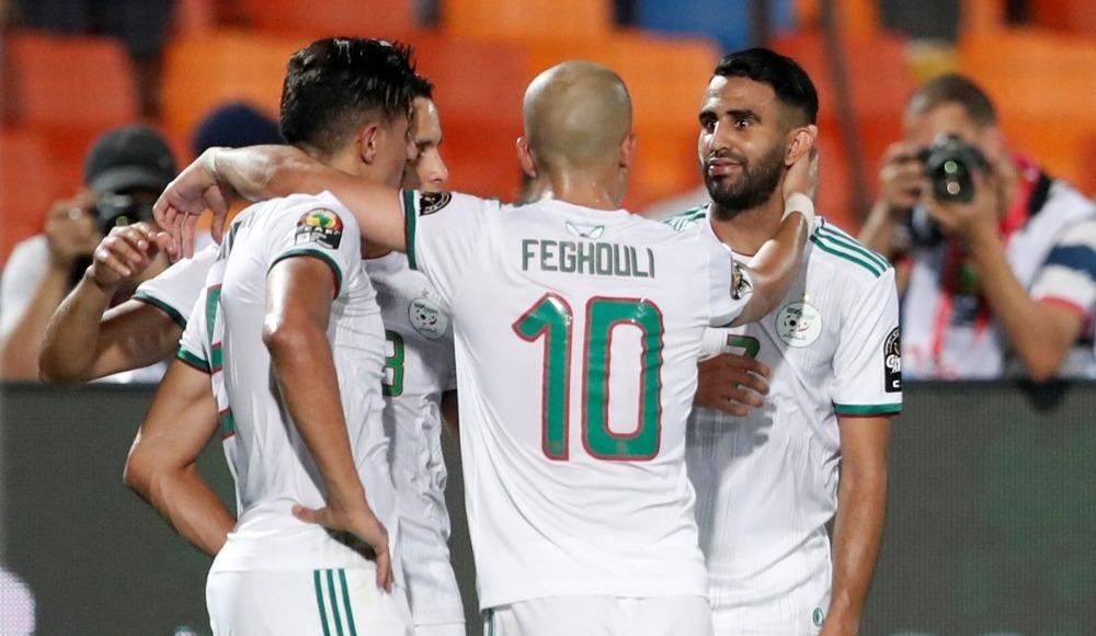 Cezayir finale yükseldi