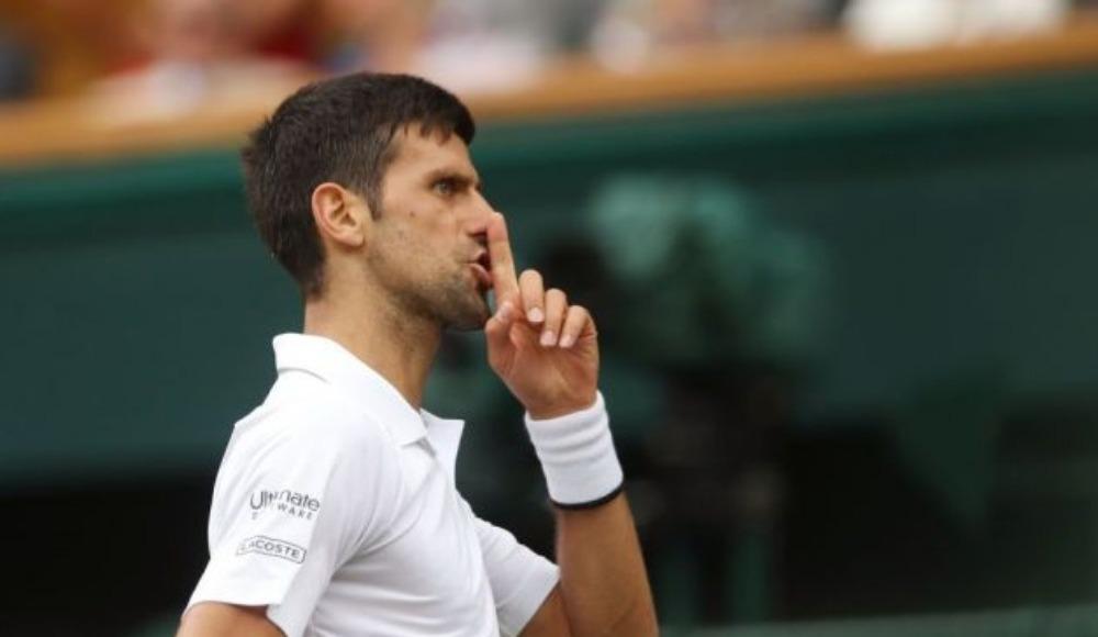 Djokovic'ten olay yorum!
