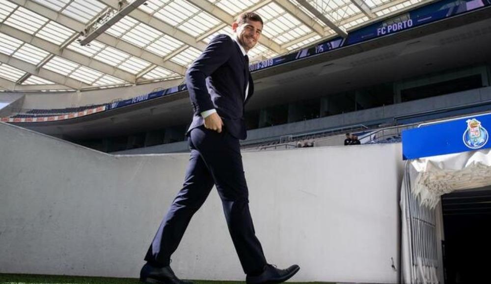Porto'dan Casillas'a yeni görev!