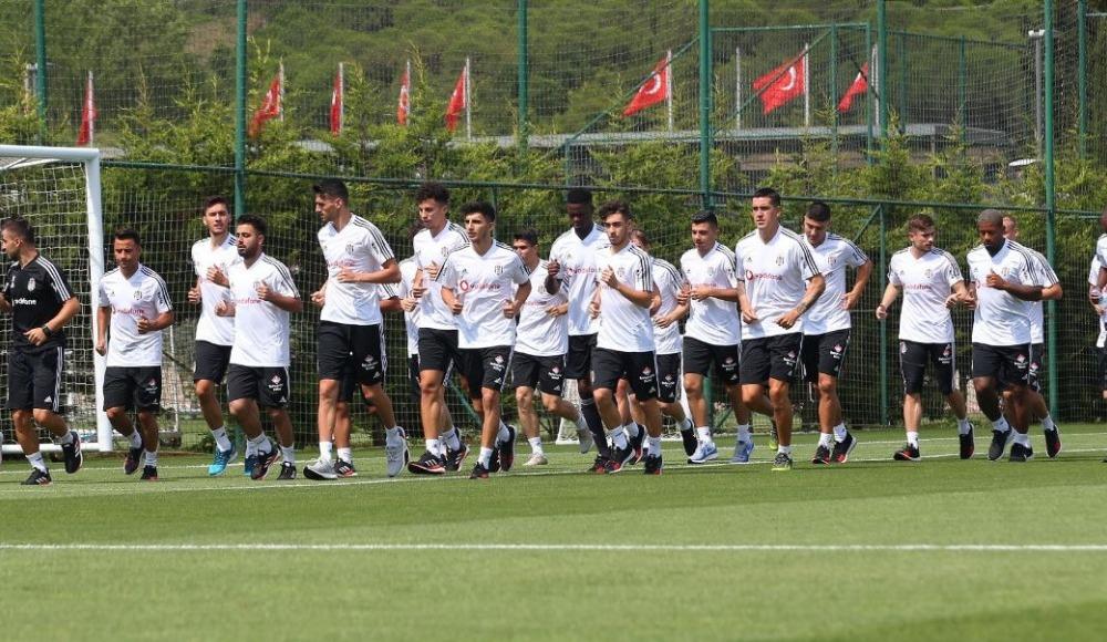 Beşiktaş'ın hazırlık maçları belli oldu!