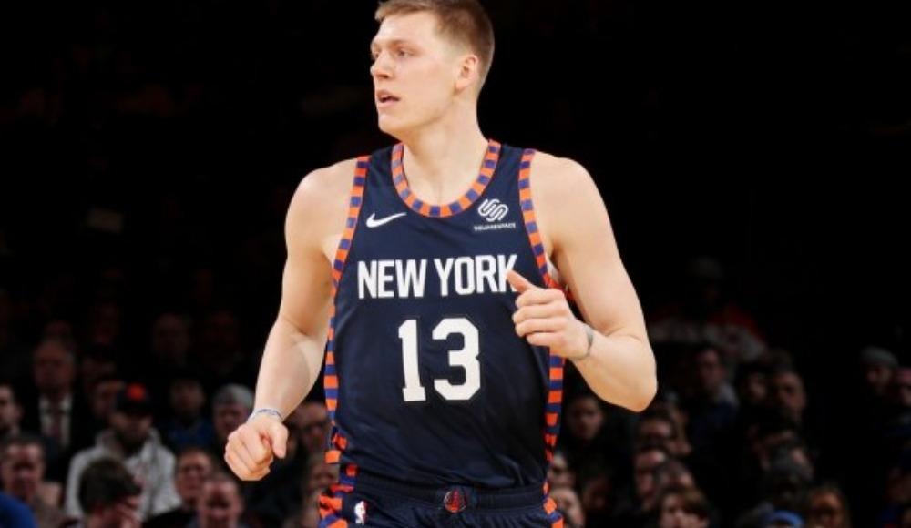 Henry Ellenson, Brooklyn Nets ile sözleşme imzaladı
