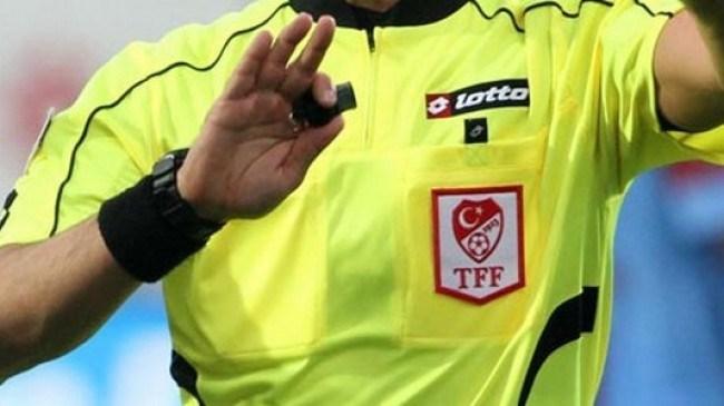 TFF 1. Lig 18. hafta maçlarını yönetecek hakemler açıklandı