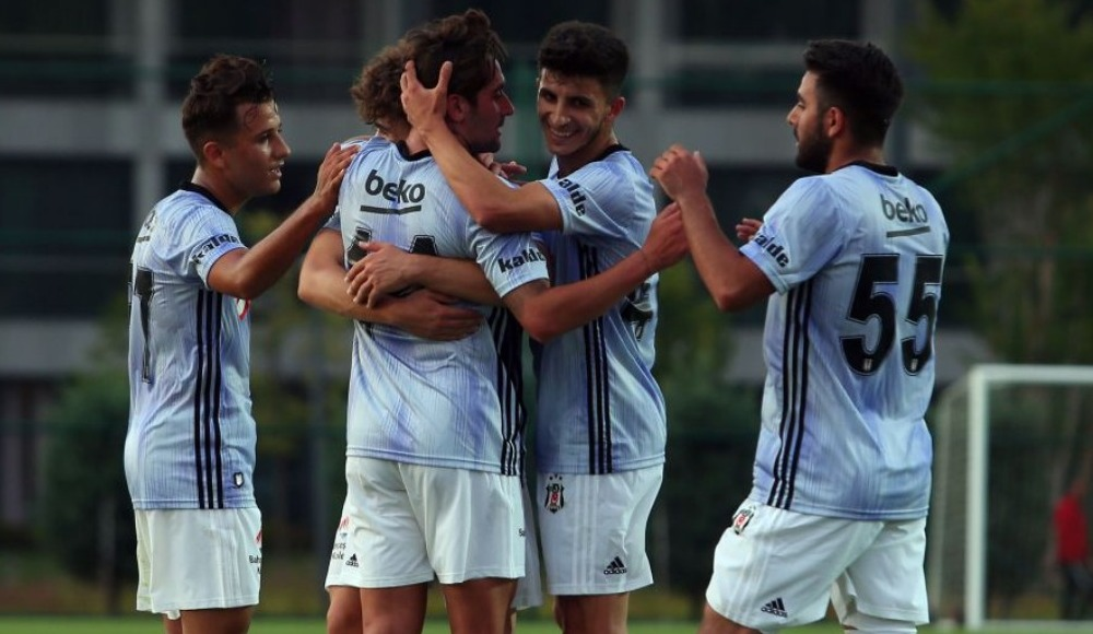 Beşiktaş, hazırlık maçında Pendikspor'u yendi