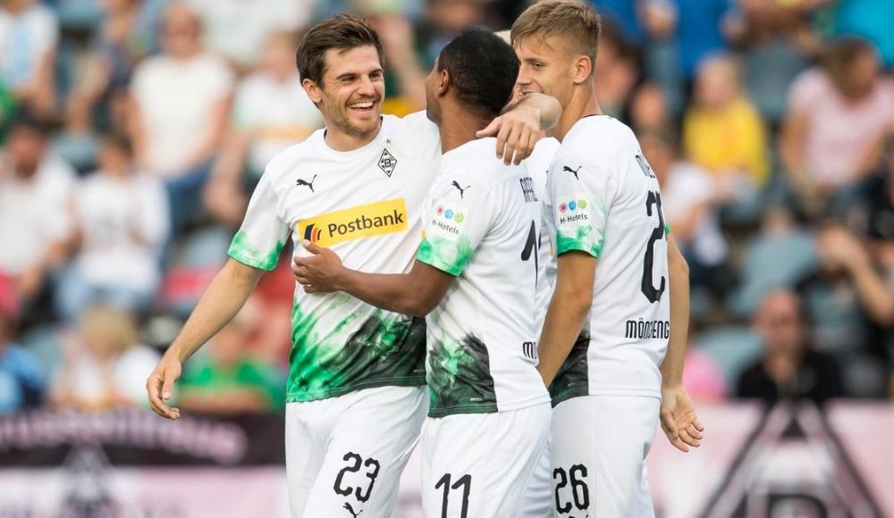 Medipol Başakşehir, B. Mönchengladbach'a farklı mağlup oldu