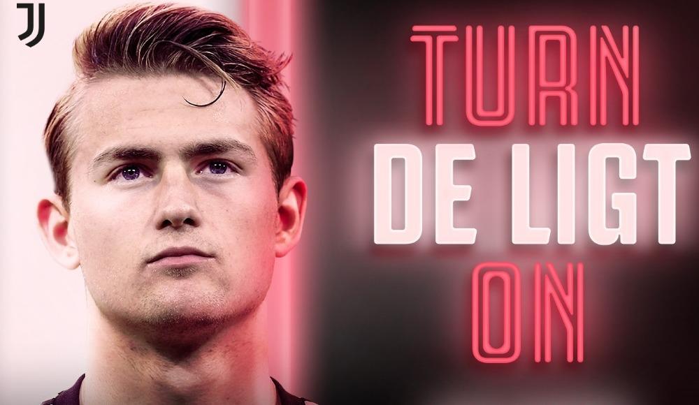 Juventus, De Ligt'i resmen açıkladı!