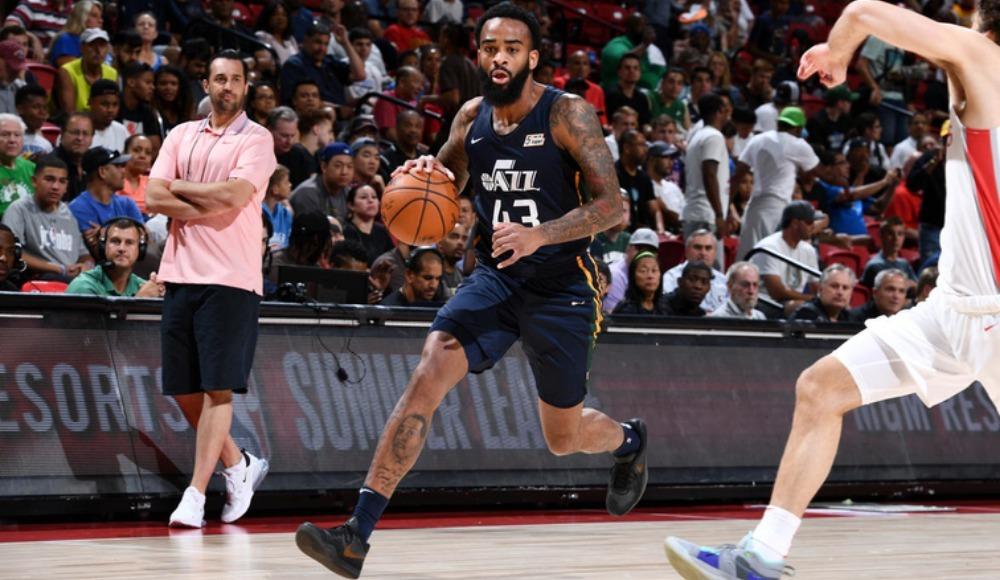 Darüşşafaka Tekfen'den NBA'e!