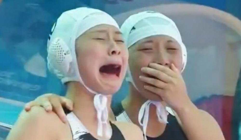 Tek gol atıp, sevinçten ağladılar