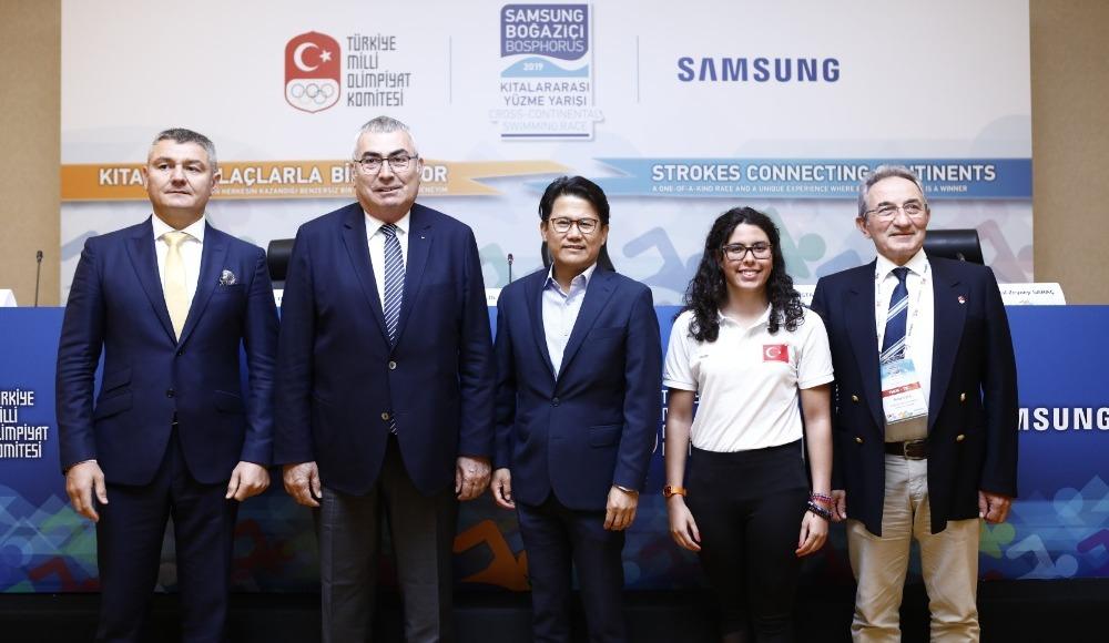 İstanbul Boğazı, Samsung Boğaziçi Kıtalararası Yüzme Yarışı Coşkusunu 31. kez Yaşayacak!