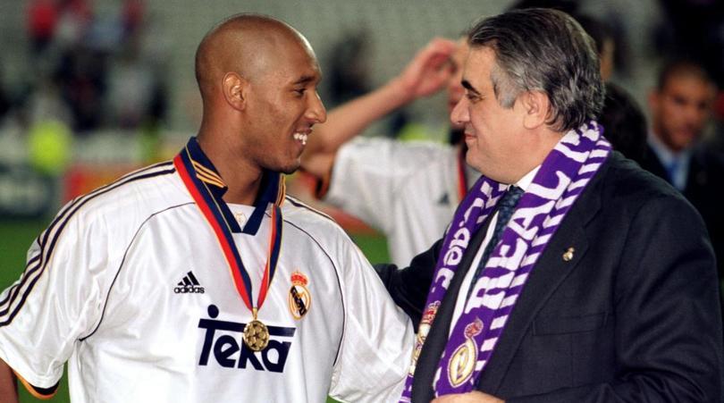 Anelka - Real Madrid - 35 milyon Euro