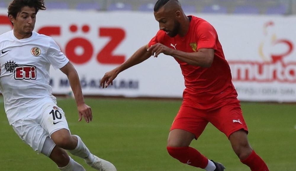 Göztepe, hazırlık maçında Eskişehirspor'la 1-1 berabere kaldı