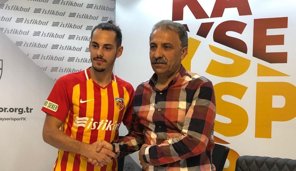 """Yasir Subaşı: """"Kayserispor'da olduğum için mutluyum"""""""