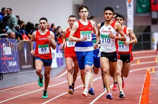 Murat Yalçınkaya Avrupa şampiyonu