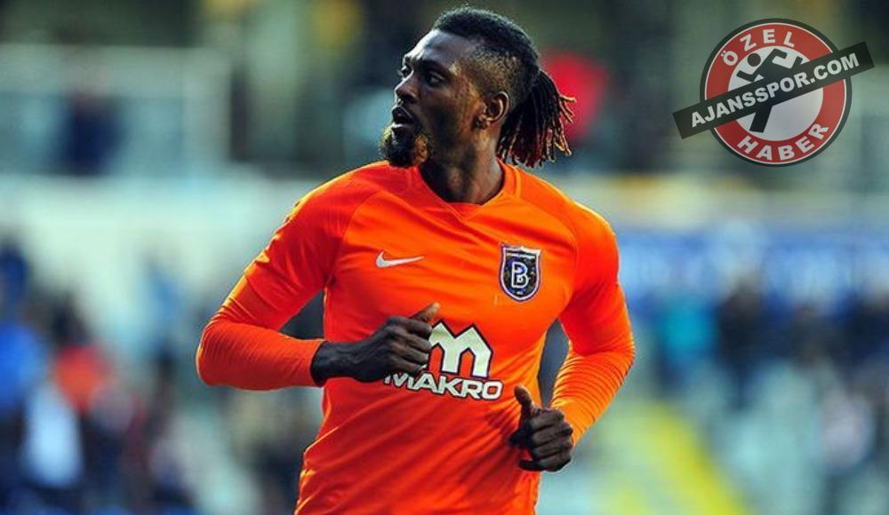 Trabzonspor'da gündem Adebayor