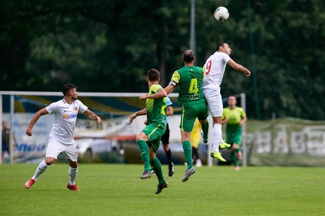 Kayserispor, SD Eibar'a 5-2 yenildi