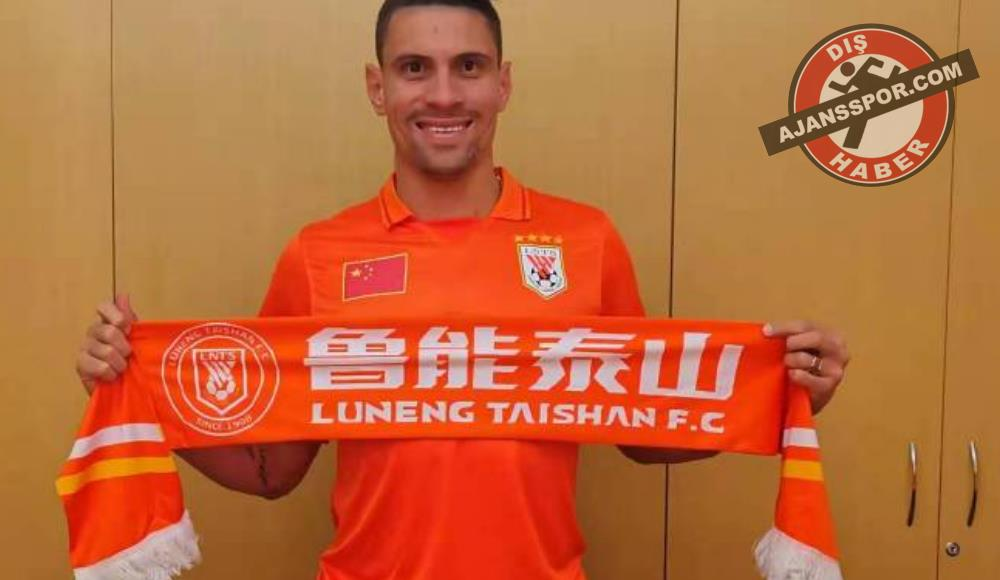 Moises, Shandong Luneng'e transfer oldu
