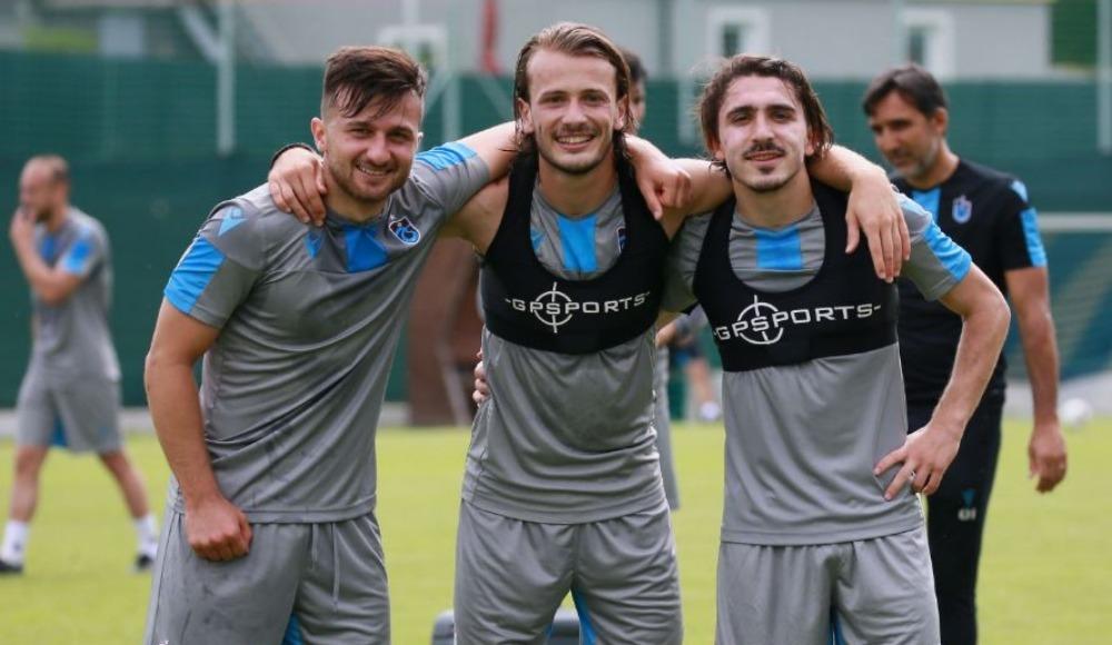 Trabzonspor'da gözler yeni sezonda