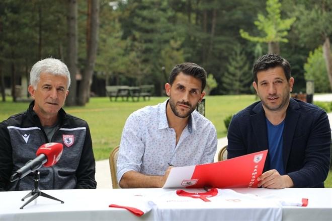 Yalçın Kılınç, 3 yıllığına Samsunspor'da
