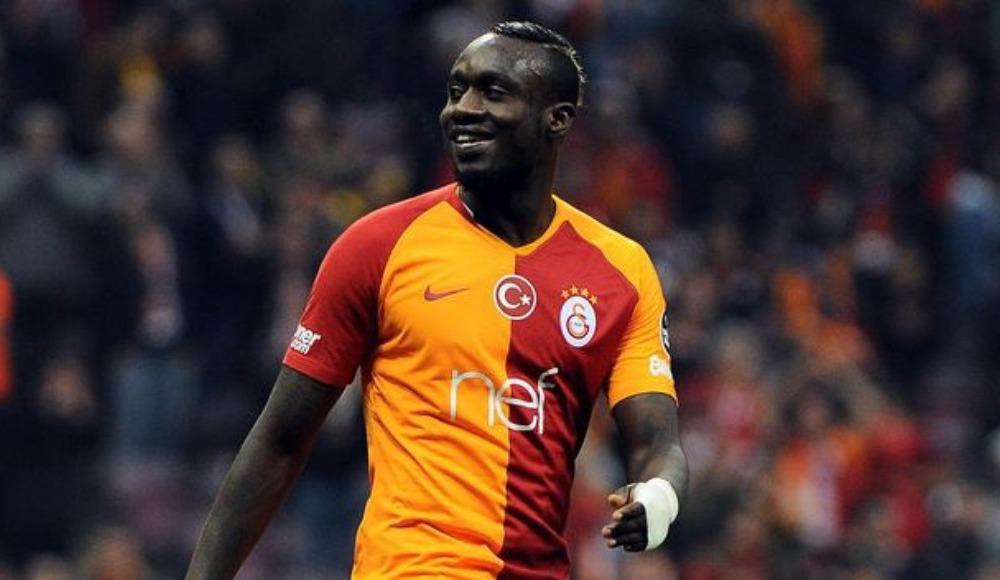 Mbaye Diagne'den Galatasaray paylaşımı