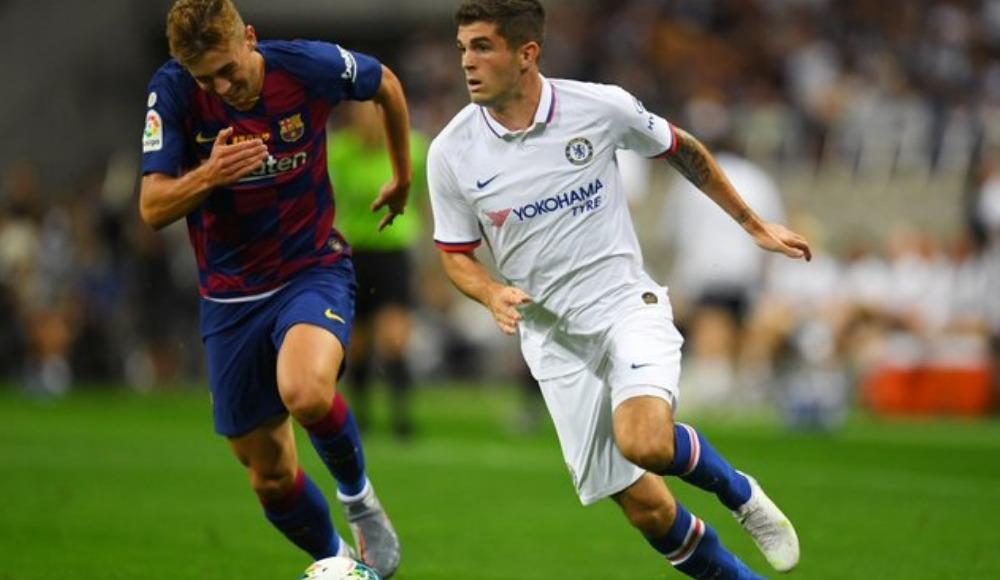 Chelsea, Barcelona'yı 2-1 mağlup etti