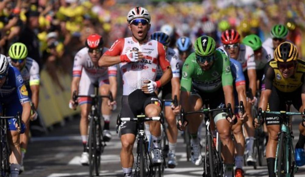 Fransa Bisiklet Turu'nda 19. etaba geçildi