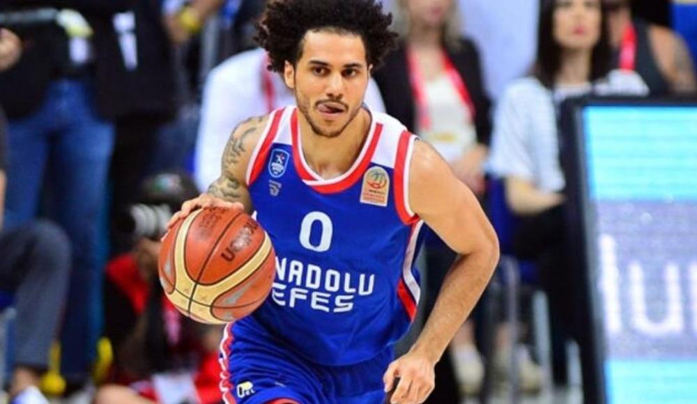 THY Avrupa Ligi'nde ocak ayının MVP'si Anadolu Efes'ten Larkin