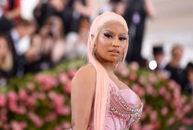 11. Nicki Minaj