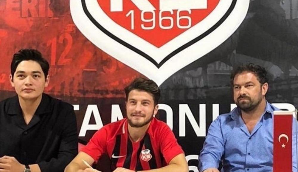 Berkay Sefa Kara, Kastamonuspor'a kiralandı