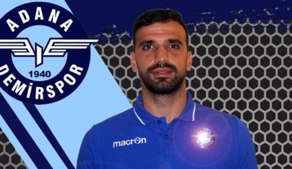 Emrullah Şalk, Adana Demirspor'a transfer oldu