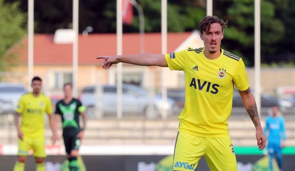 """Max Kruse: """"Fenerbahçe'yi iyi yerlere getireceğim"""""""