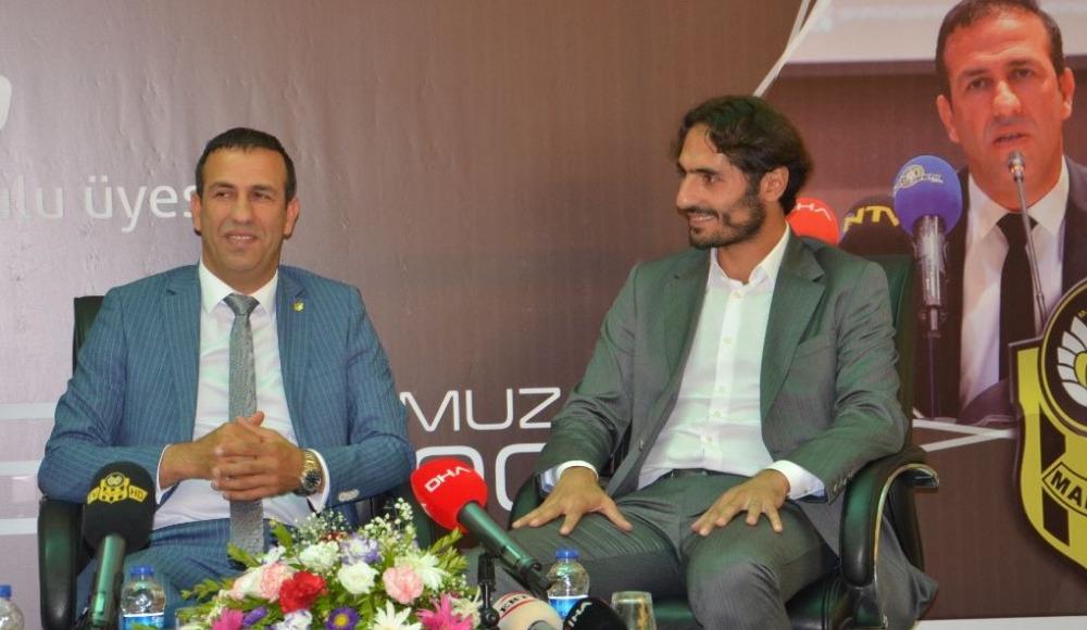 Hamit Altıntop'tan Yeni Malatyaspor açıklaması!