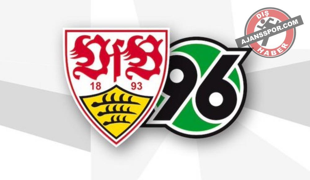 Stuttgart - Hannover 96 maçı hangi kanalda, saat kaçta, ne zaman?