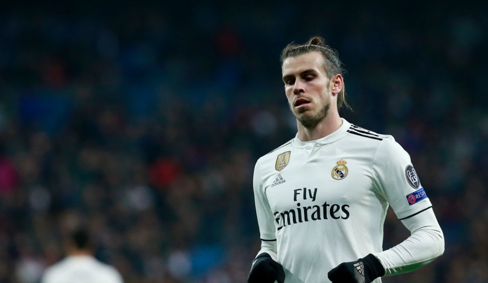 4- Gareth Bale: Real Madrid (33.8 v Roma ile İspanya'da oynanan maçta)
