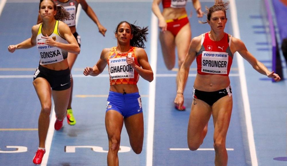 Ünlü atlet Madiea Ghafoor, 50 kilo uyuşturucuyla yakalandı!
