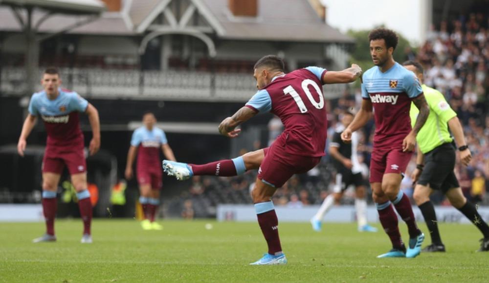 Hazırlık maçında gülen taraf West Ham!