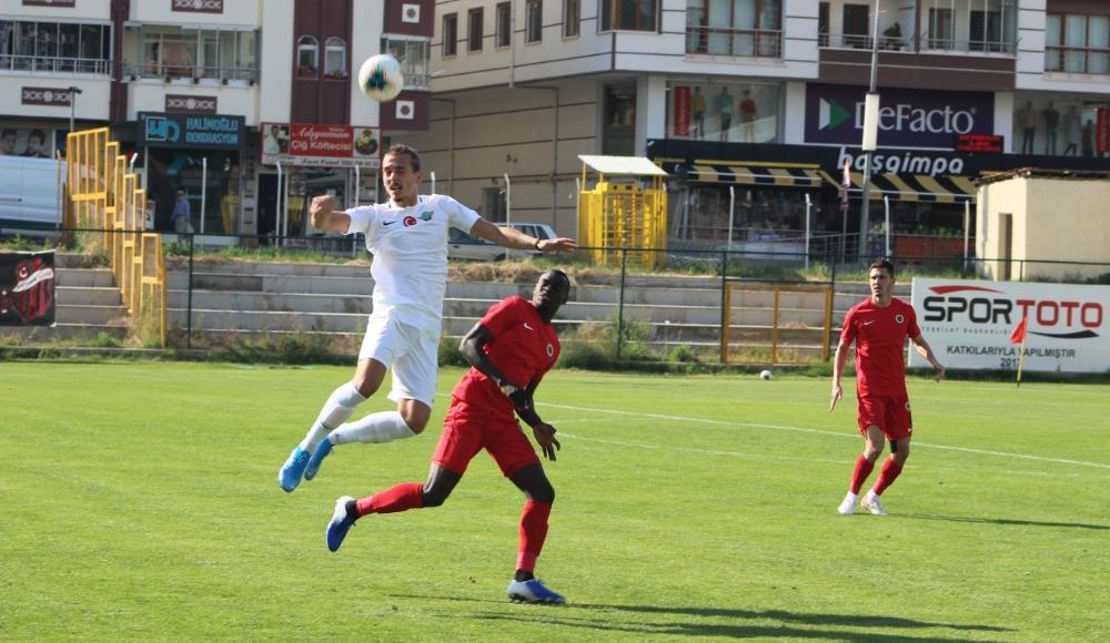 Gençlerbirliği hazırlık maçında Akhisarspor'u 3-2 mağlup etti