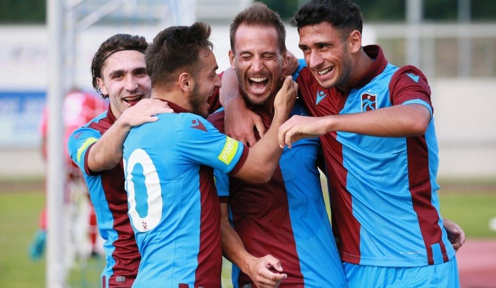Trabzonspor, Parma ile 2-2 berabere kaldı!