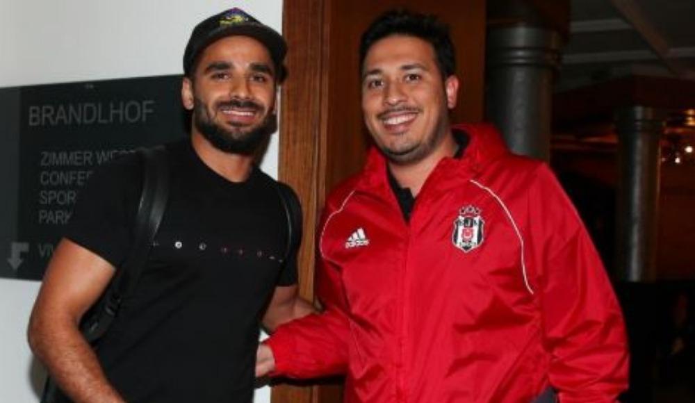 Yeni transfer Douglas idmanda