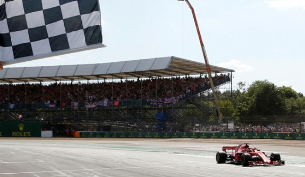 Formula 1 Heyecanı S Sport Ekranlarında
