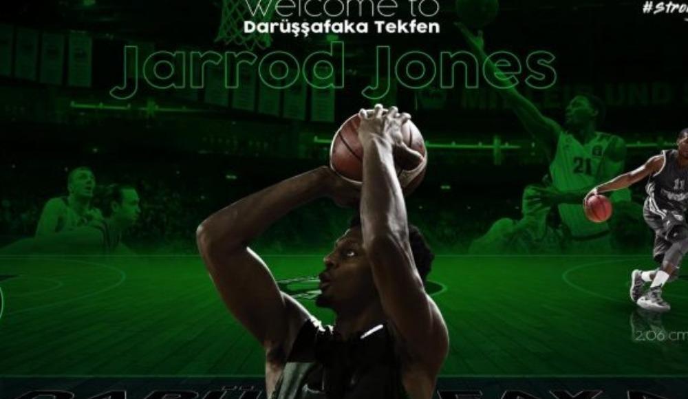 Jarrod Jones, Darüşşafaka'da