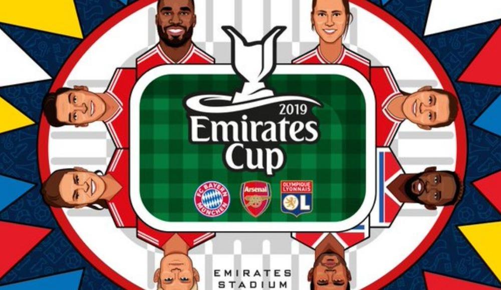 Arsenal - Lyon (Canlı Skor)
