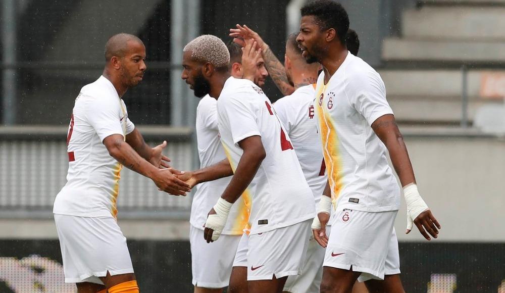 Galatasaray, Bordeaux'u mağlup etti